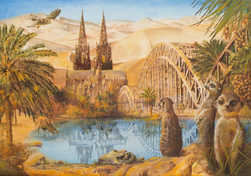 Köln - Wüste
